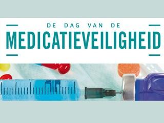 6 oktober Dag van de medicatieveiligheid